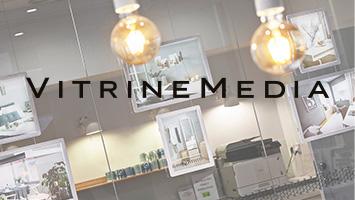 Vitrine Media - Världsledande LED